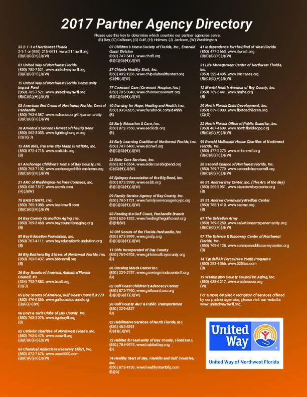 Brochure Pledge Form Eworkbooks Etc Links  United Way Of
